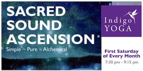 SACRED SOUND ASCENSION   Simple~Pure~Alchemical tickets