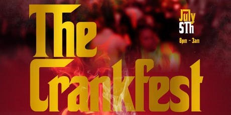 THE CRANK FEST  tickets