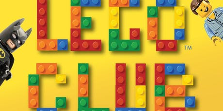 Lego - Create from your imagination tickets