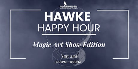 Hawke Media Happy Hour - July 2nd tickets