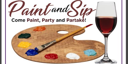 Paint and Sip! Sponsored by Welcome Homecare