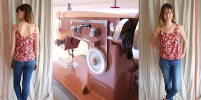1 Day Sewing Workshop for Beginners w/ Hannah Arose of Palindrome Dry Goods