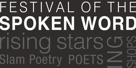 EVENT: Festival of the Spoken Word tickets