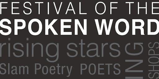 EVENT: Festival of the Spoken Word