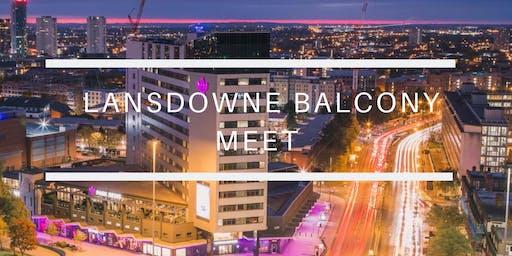 Lansdowne Balcony Meet