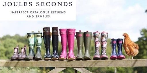 Joules Seconds Sale