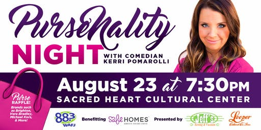PurseNality Night with Comedian Kerri Pomarolli