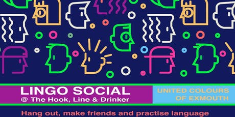 Lingo Social - Hang out, make friends and practise language tickets