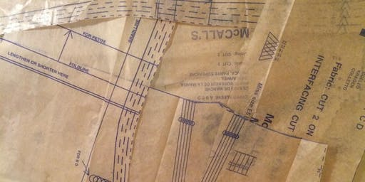 How to Read, Use and Cut a Sewing Pattern w/ Hannah Arose of Palindrome Dry Goods
