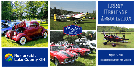 Planes, Trains & Automobiles 2019 BBQ & Car Show at Pheasant Run Airport & Museum tickets