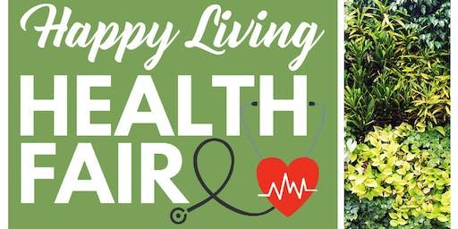 Greenstreet Gardens Happy Living Health Fair