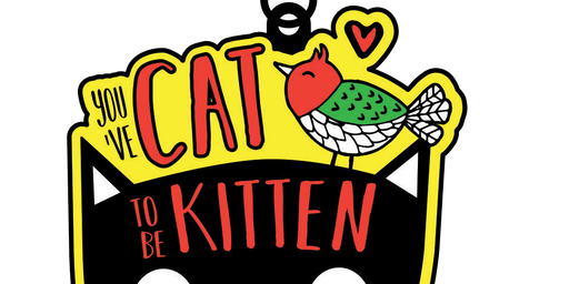 2019 Cat Day 1 Mile, 5K, 10K, 13.1, 26.2 -Wichita