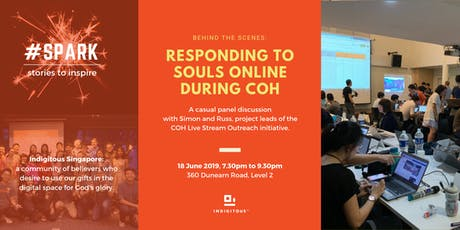 [#SPARK] Behind the Scenes: Responding to Souls Online at COH tickets