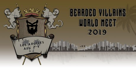 Bearded Villains World Meet & Beard Competition tickets