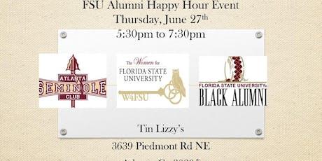 Atlanta FSU Alumni Happy Hour Event tickets