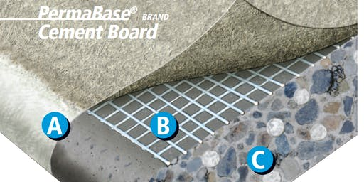 PermaBase® Cement Board & Laticrete Lunch 'n Learn