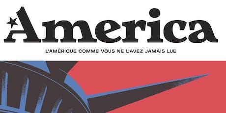 Avec François Busnel, l'Amérique comme vous ne l'avez jamais lue ! tickets