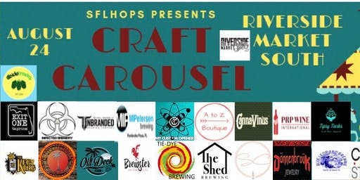 Craft Carousel 4 - Ft Lauderdale