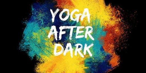 BTY Presents…Yoga After Dark!