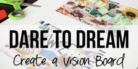 Make a Vision Board tickets