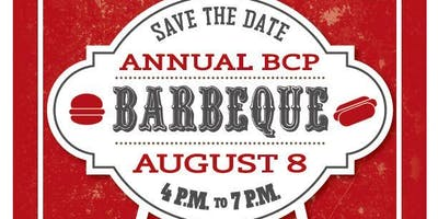Annual BCP Barbeque 2019