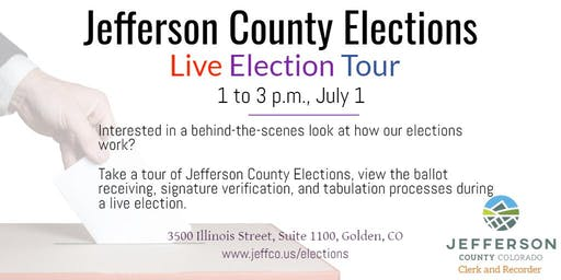 Live Election Tour