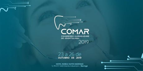 COMAR  2019 - P´RÉ CONGRESSO tickets