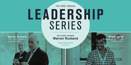 Elevation Leadership Series tickets