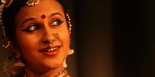 RHYTHMS IN THE LANDSCAPE DANCE FESTIVAL: KRISHNA ZIVRAJ - Bharat Natyam