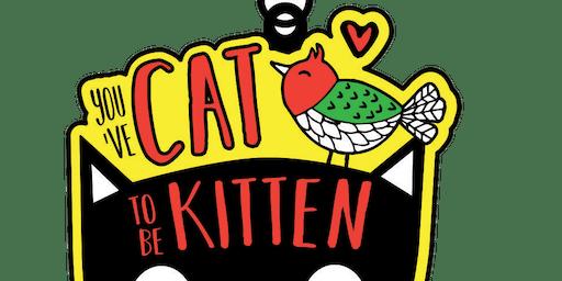 2019 Cat Day 1 Mile, 5K, 10K, 13.1, 26.2 -Portland