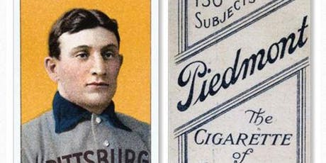 Cardboard Culture: The Origins of the Great American Baseball Card [Lecture] tickets