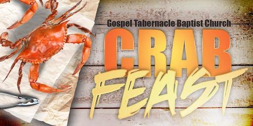 GTBC College Scholarship Benefit Crab Feast
