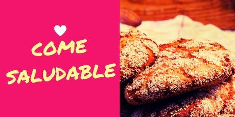 Si quieres comer delicioso y sano te esperamos!! entradas