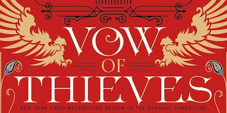 "Meet Mary E. Pearson discussing ""Vow of Thieves"", the thrilling sequel to ""Dance of Thieves"" at Books & Books! tickets"