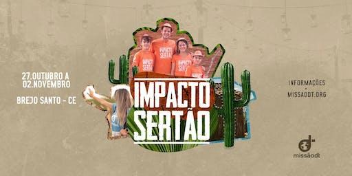 IMPACTO SERTÃO 2019 - MISSÃO DT