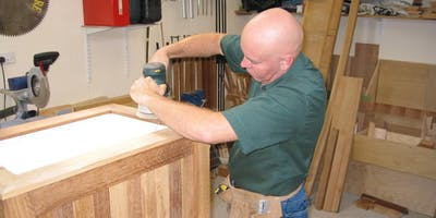 Intermediate Woodwork course - Make a contemporary magazine ****
