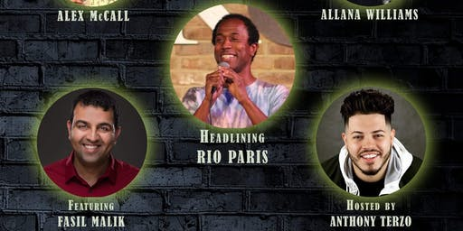 Comedy Night with Rio Paris