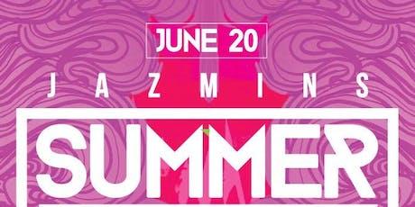 Jazmin's Summer of Art tickets