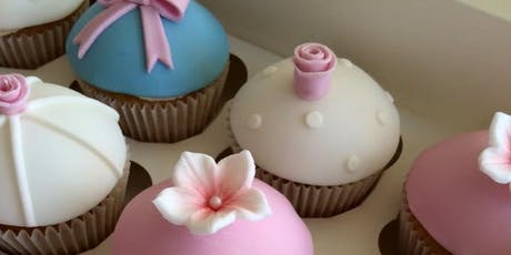 Vintage Cup Cake Decorating tickets