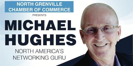 Michael Hughes Breakfast Seminar tickets