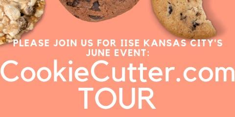 CookieCutter.com IISE Tour