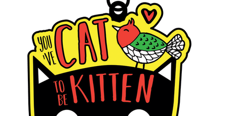 2019 Cat Day 1 Mile, 5K, 10K, 13.1, 26.2 -Houston tickets