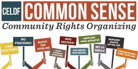 Rights of Nature & Community Rights tickets
