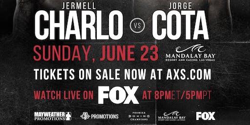 Jermell Charlo vs. Jorge Cota