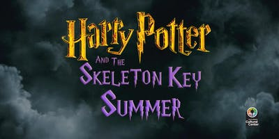 Harry Potter And The Skeleton Key Summer