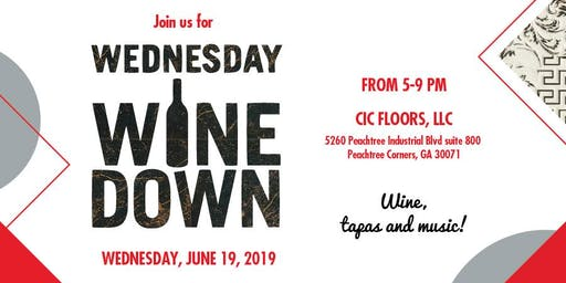 Wednesday Wine Down