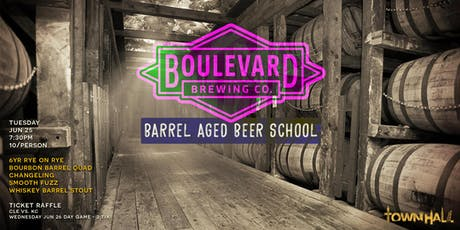 Boulevard Brewing Co. Barrel Aged Beer School  tickets