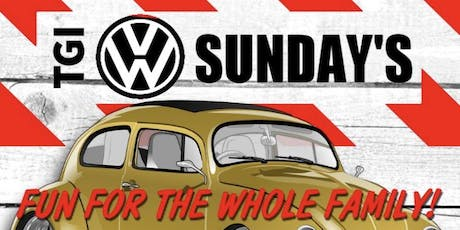 VW SUNDAYS tickets