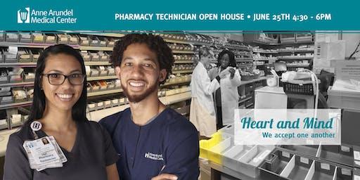 AAMC Pharmacy Technician Open House