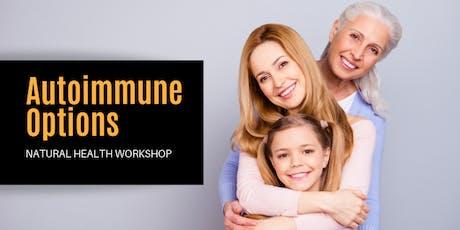 Thyroid & Autoimmune Workshop tickets